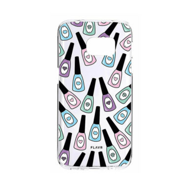 Flavr Samsung Galaxy S7 Iplate Matt Nail Polish Cover