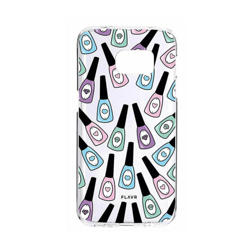 Flavr Samsung Galaxy S7 Iplate Matt Nail Polish Cover