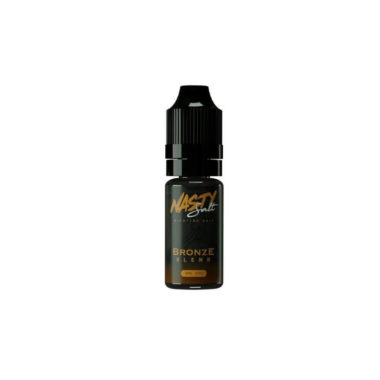 bronze-blend-nasty-salt-10ml-uk