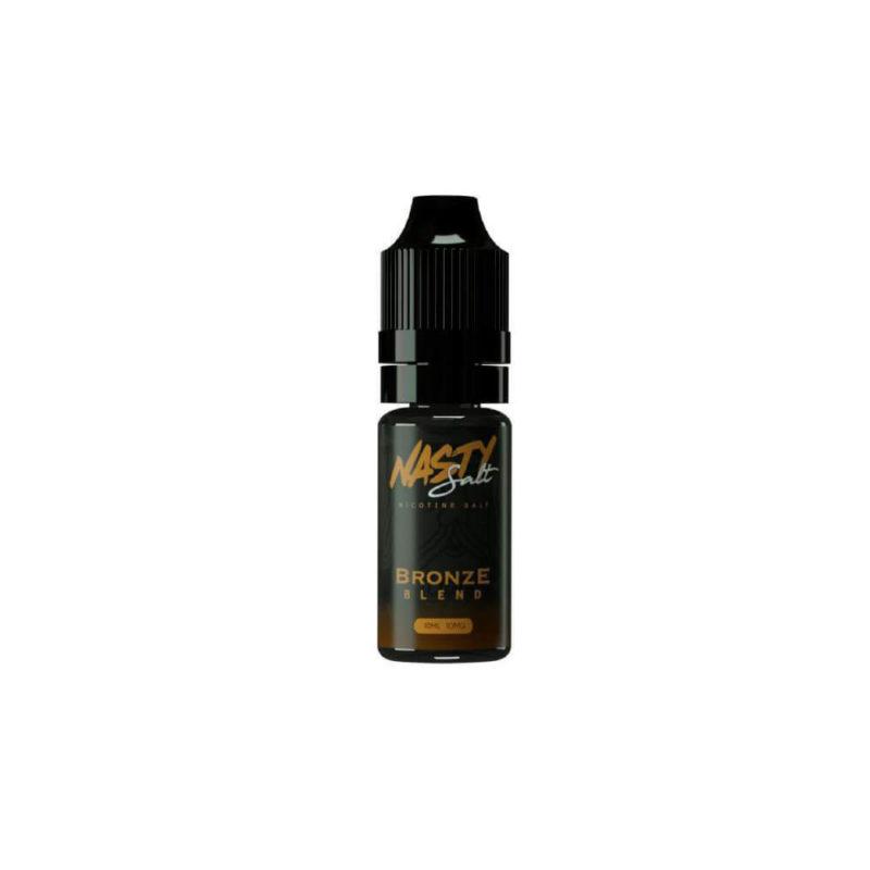 bronze-blend-nasty-salt-10ml-uk