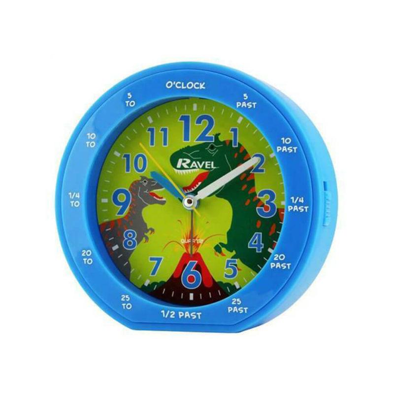 dinosour-clock