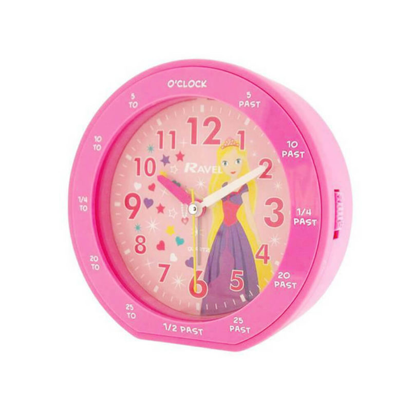 prinesses-clock-uk