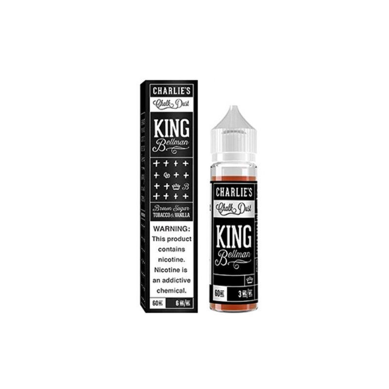 Charlies Chalk Dust King Bellman Tobacco