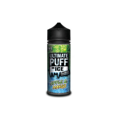 Ultimate Puff On Ice Limited Edition – Apple & Mango