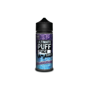 Ultimate Puff On Ice Limited Edition – Blackcurrant