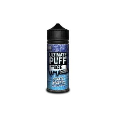 Ultimate Puff On Ice Limited Edition – Blue Slush.