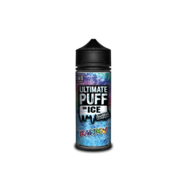 Ultimate Puff On Ice Limited Edition – Rainbow