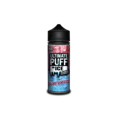 Ultimate Puff On Ice Limited Edition – Raspberry