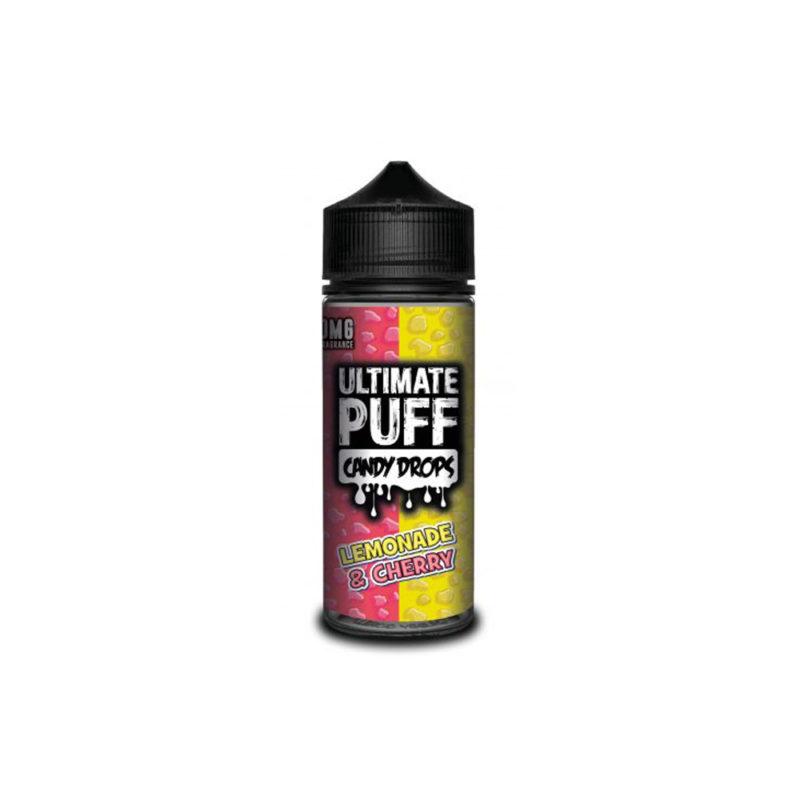 Ultimate Puff Candy Drops Lemonade & Cherry
