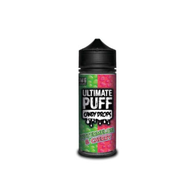 Ultimate Puff Candy Drops Watermelon & Cherry