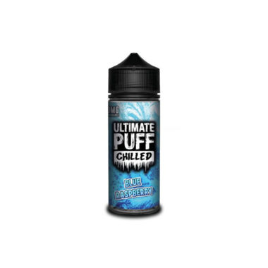 Ultimate Puff Chilled – Blue Raspberry