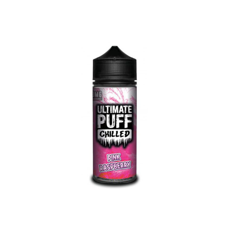 Ultimate Puff Chilled Pink Raspberry