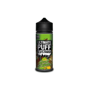 Ultimate Puff Custard – Apple Strudel