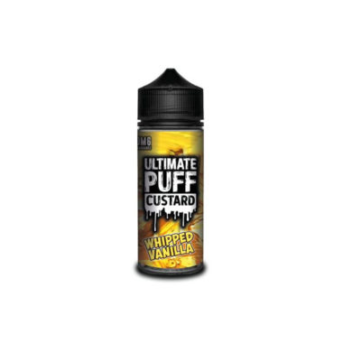 Ultimate Puff Custard – Whipped Vanilla