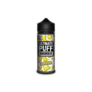 Ultimate Puff Shakes Banana