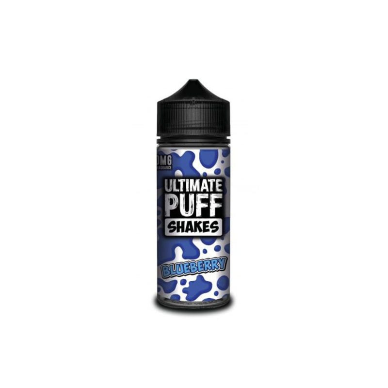 Ultimate Puff Shakes Blueberry