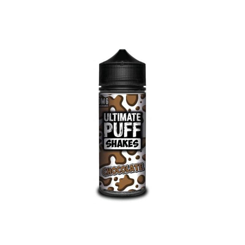 Ultimate Puff Shakes Chocolate