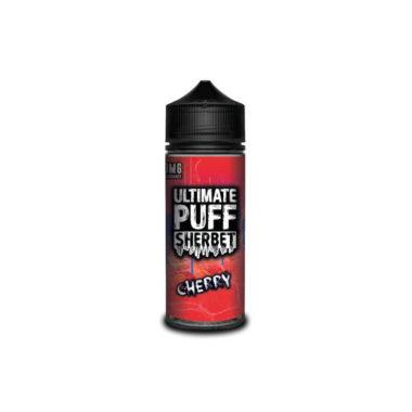 Ultimate Puff Sherbet – Cherry