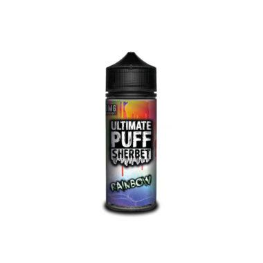 Ultimate Puff Sherbet Rainbow