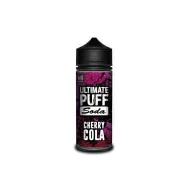 Ultimate Puff Soda Cherry Cola