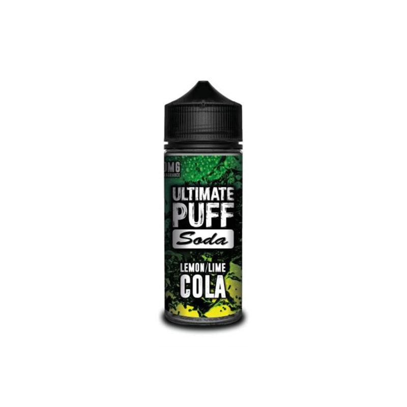 Ultimate Puff Soda Lemon/Lime Cola