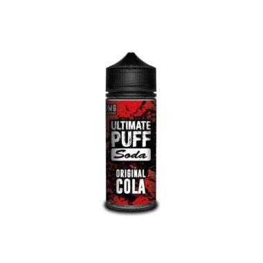 Ultimate Puff Soda Original Cola