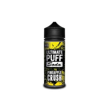Ultimate Puff Soda Pineapple Crush