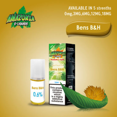 Bens-B&H-eliquid-10ml