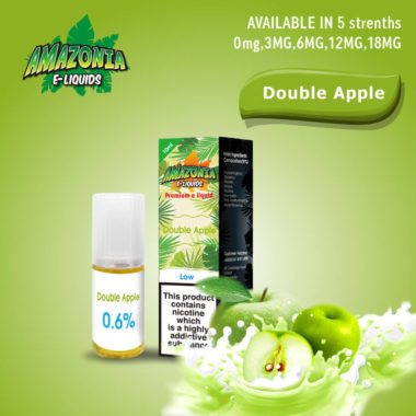 double-apple-eliquid-10m