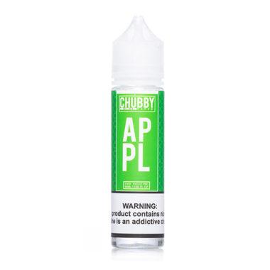 Apple 50ml Shortfill E-liquid by Chubby Vapes
