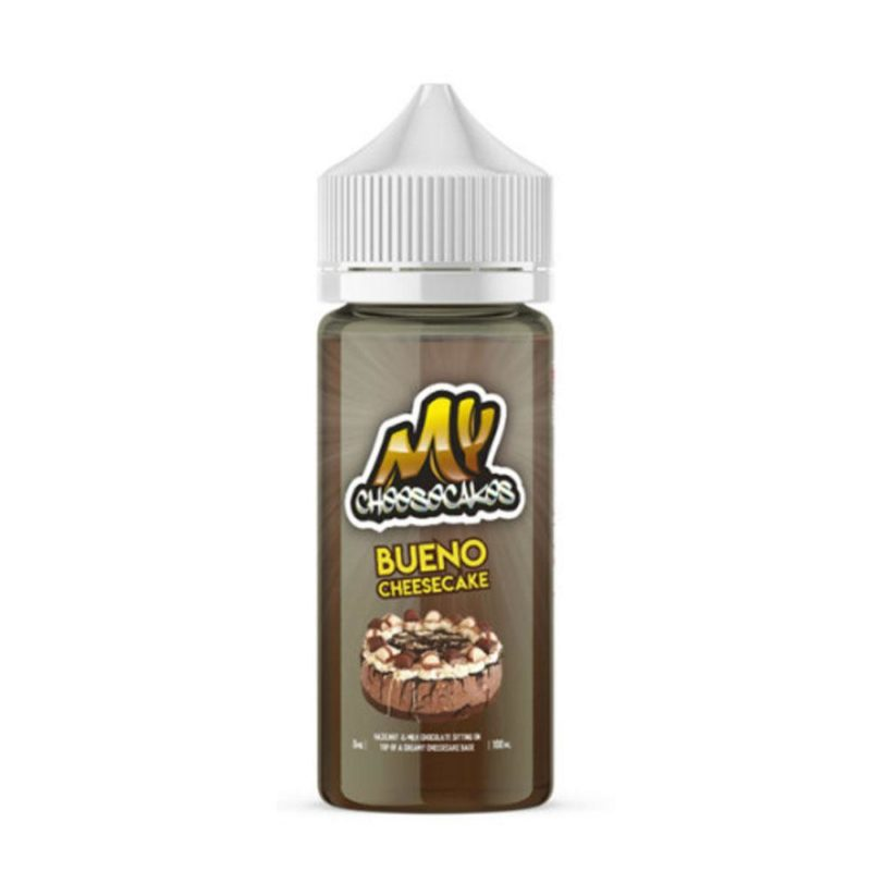 Bueno Cheesecake Shortfill 100ml Eliquid by My E-Liquids