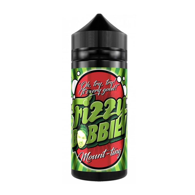 Mount Ting Shortfill 100ml Eliquid by Fizzy Bubbily