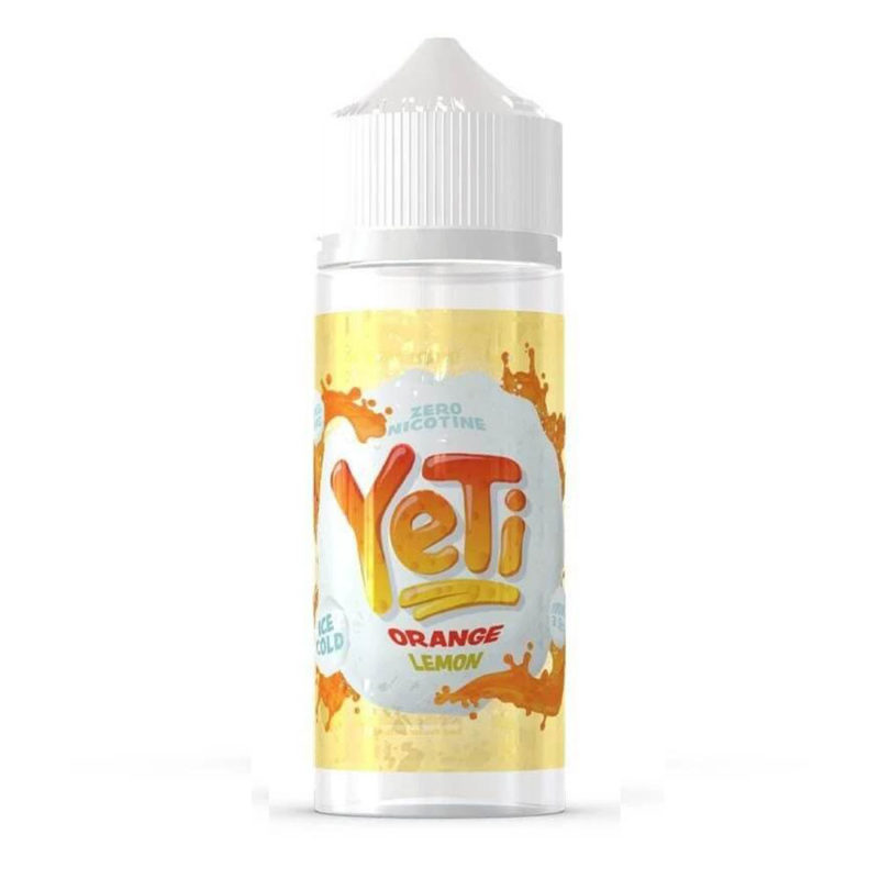 Yeti Orange Lemon