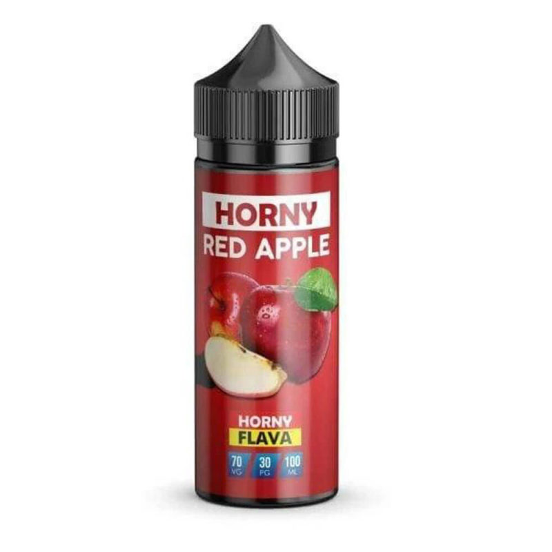 Horny Flava Red Apple