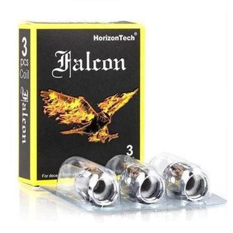 Falcon M1 coils 0.15ohm by Horizontech - Pack of 3