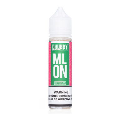 Melon 50ml Shortfill E-liquid by Chubby Vapes