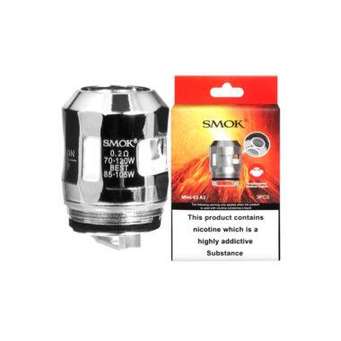 TFV-Mini V2 A2 Coils By Smok (3 Pack)