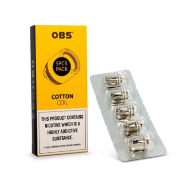 OBS-Cotton-Coil-S1-0.6-Ohm