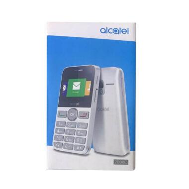 Alcatel Big Button Mobile white