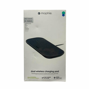 Mophie Dual Wireless Charging Pad