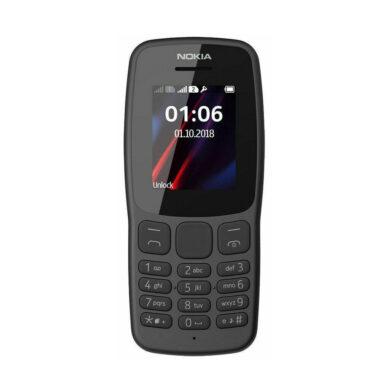 Nokia 106 Sim Free Basic Mobile Phone