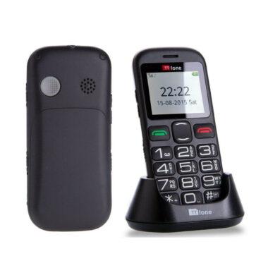 TTfone Jupiter 2 Big Button with Easy menu Senior Mobile