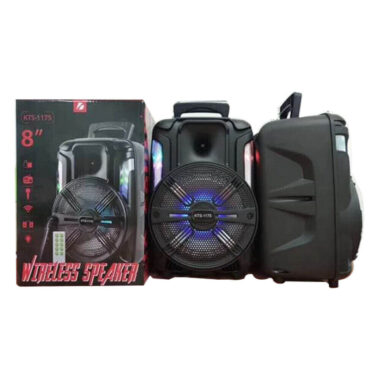 KTS 1175 Karaoke Bluetooth Speaker