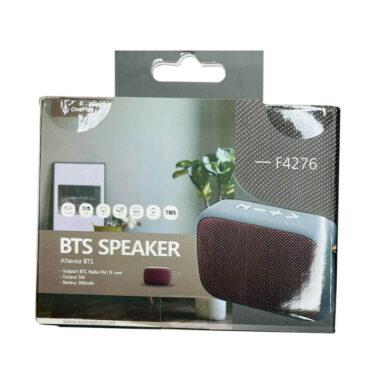 BTS Speaker Altavoz BTS with Radio FM, TF Card (F4276)