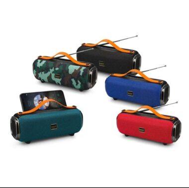 New H@F Portable Wireless Bluetooth Speaker Waterproof Stereo Bass Loud USB AUX
