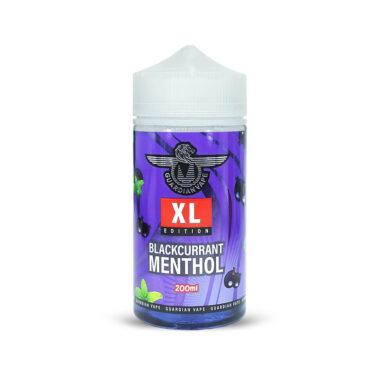 Guardian Vape Blackcurrant Menthol XL 200ML